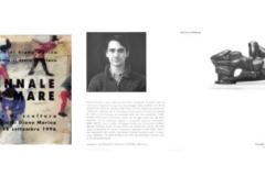 Catalogo mostra Biennale del Mare- Diano Marina- '96