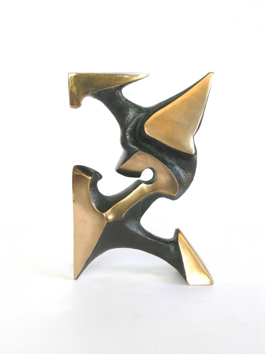 MORSA PLURIDIREZIONALE- bronzo. 2005