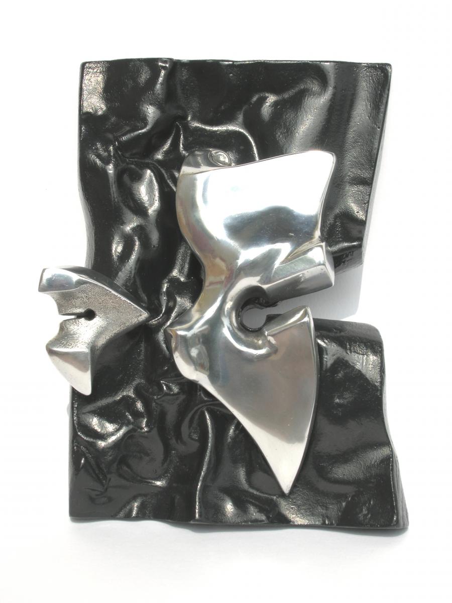 piccolo rilievo - alluminio  - 2004